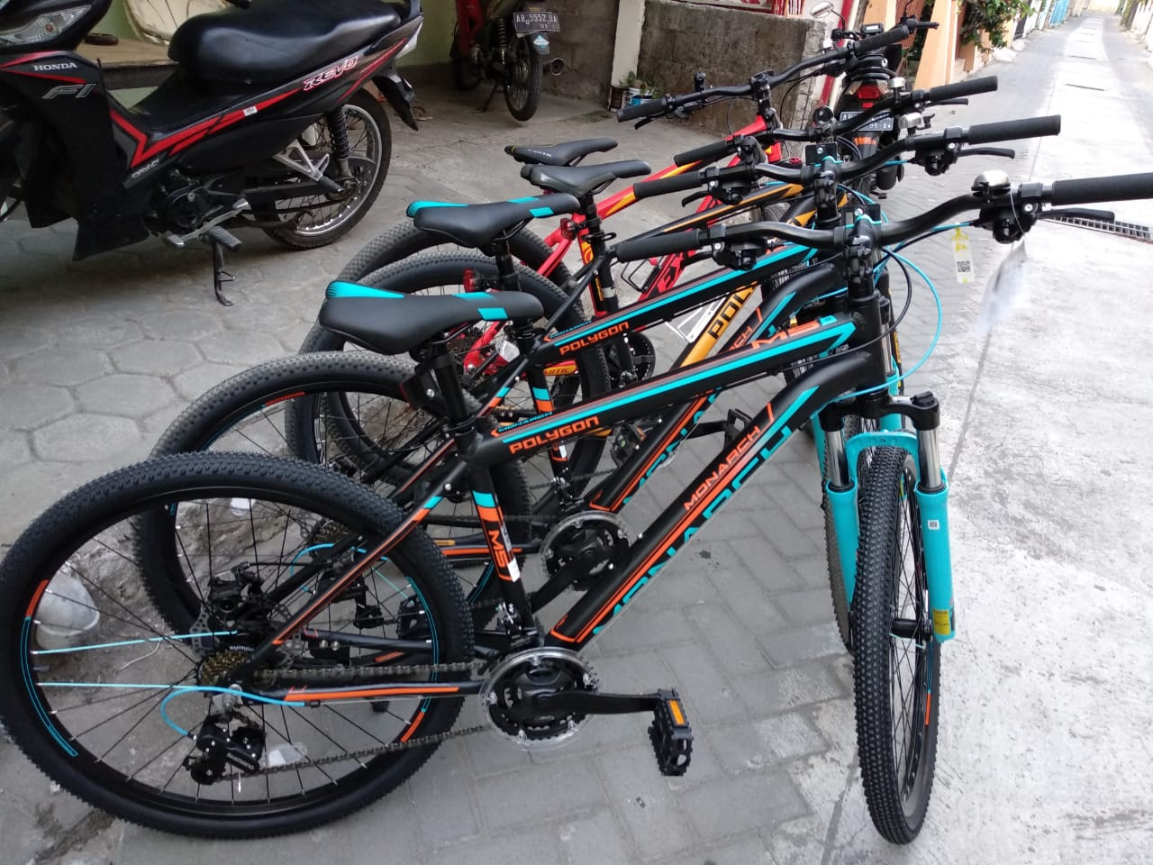 Sewa Sepeda Jogja